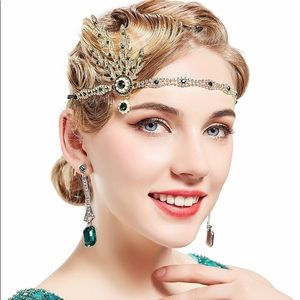 babeyond Accessories - Flapper headband